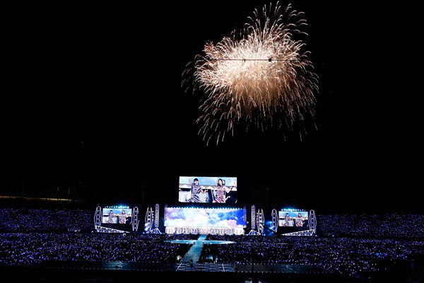 乃木坂46「真夏の全国ツアー2017」7月1日、2日明治神宮野球場公演