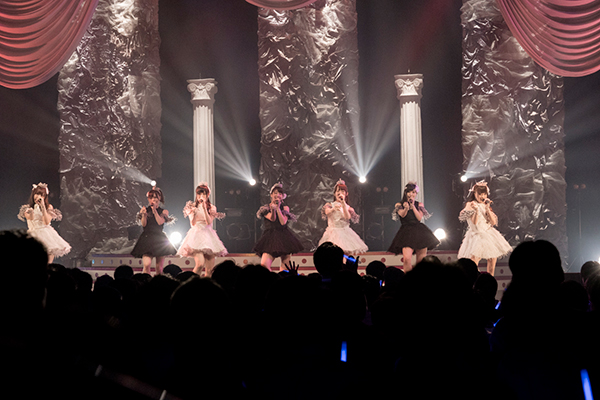 放課後プリンセス 7月12日 TSUTAYA O-EAST デュアリーナ全員変身前