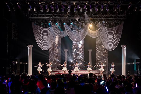 放課後プリンセス 7月12日 TSUTAYA O-EAST マーメイド全員