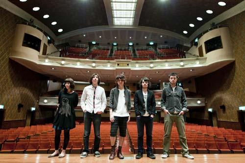 BIGMAMA、初ホール公演でツアー6公演を発表