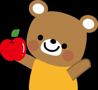 くまりんごさん