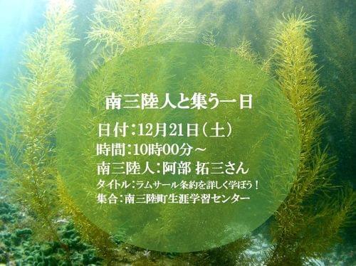 美しい志津川湾の海。その価値とは?