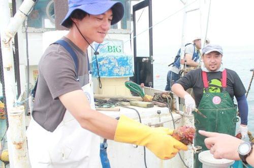 地元の漁師がご案内!GW期間限定のプログラムです