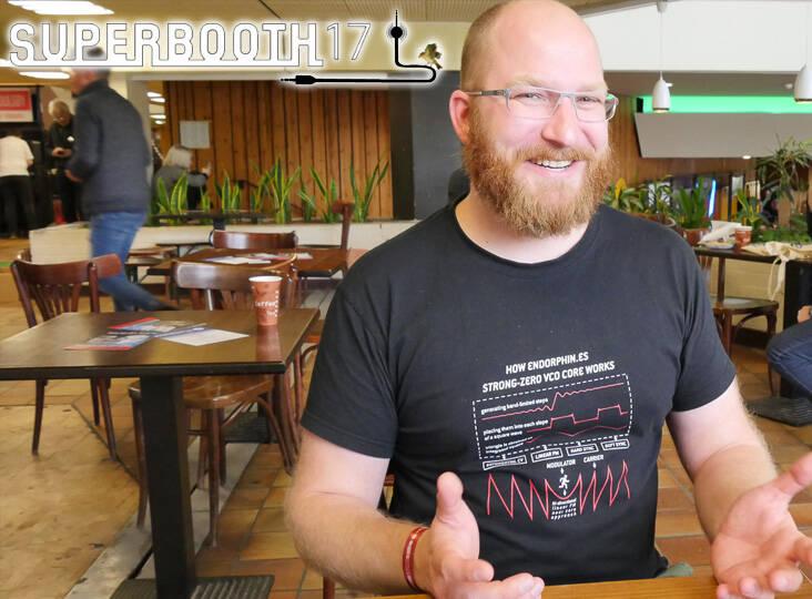SUPERBOOTH17 Endorphin.es