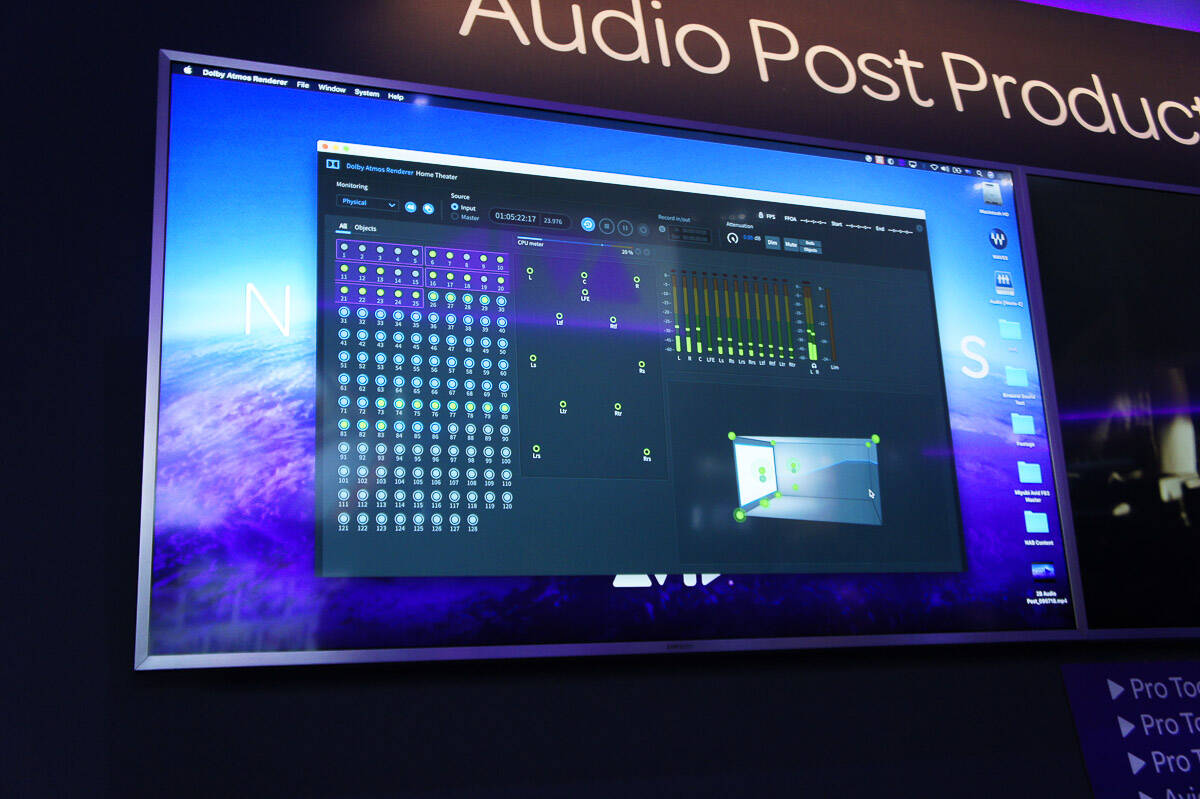 IBC2018 AVID MTRX SEQ option/Dante option