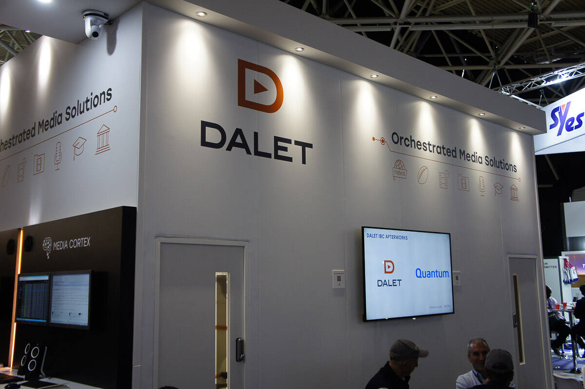 IBC 2018 Rock oN レポートDalet