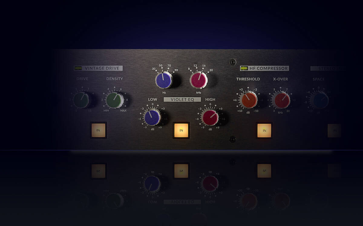 AES2018 Rock oN SSL Fusion登場