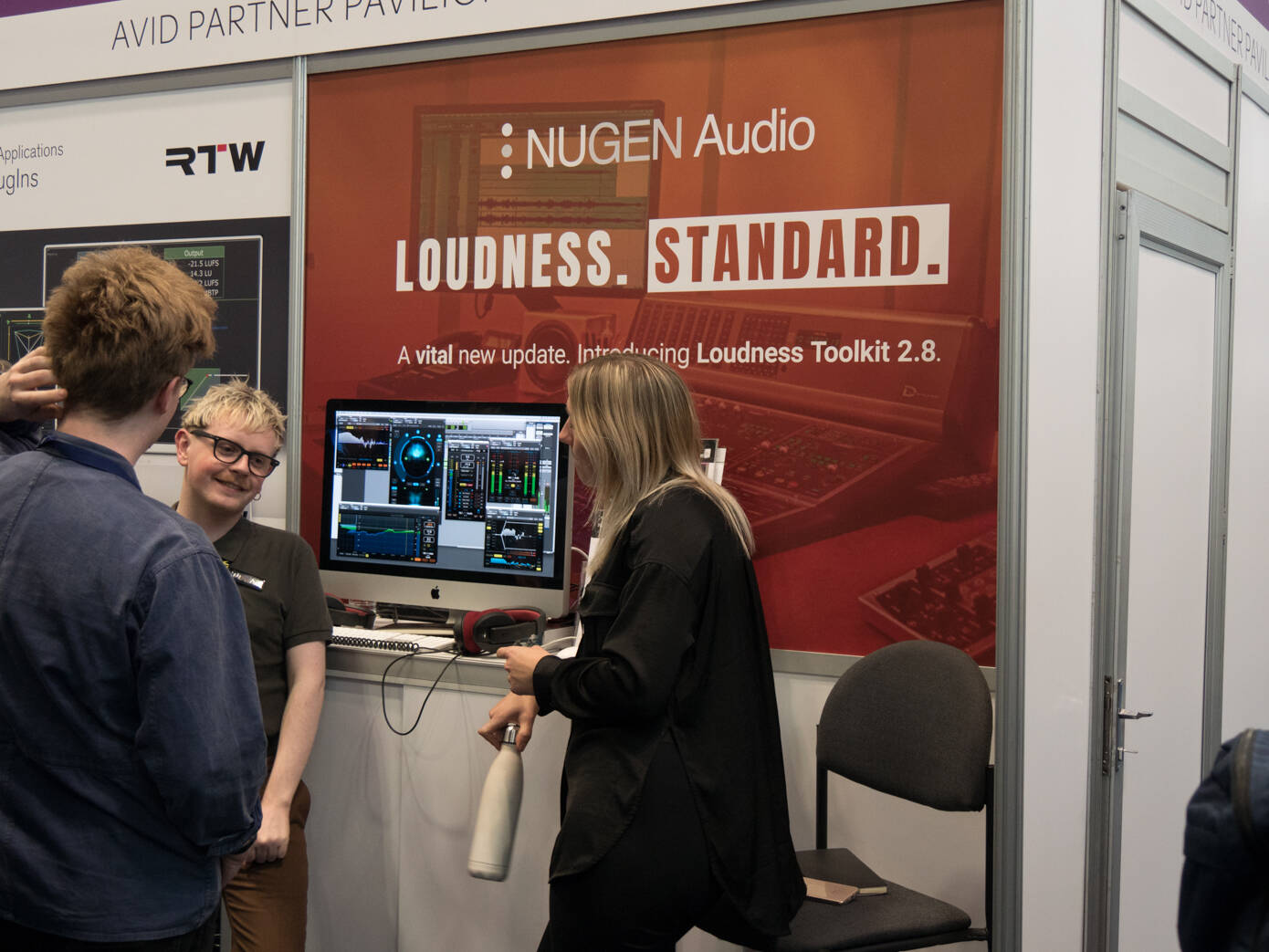 AES2018 Rock oN Nugen Audio