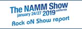 NAMM2019 Show Report