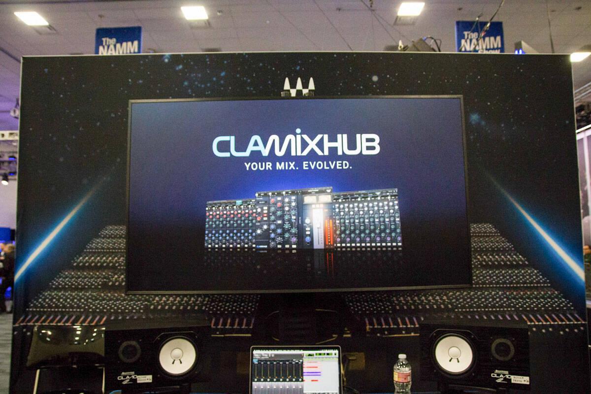 CLA MixHub