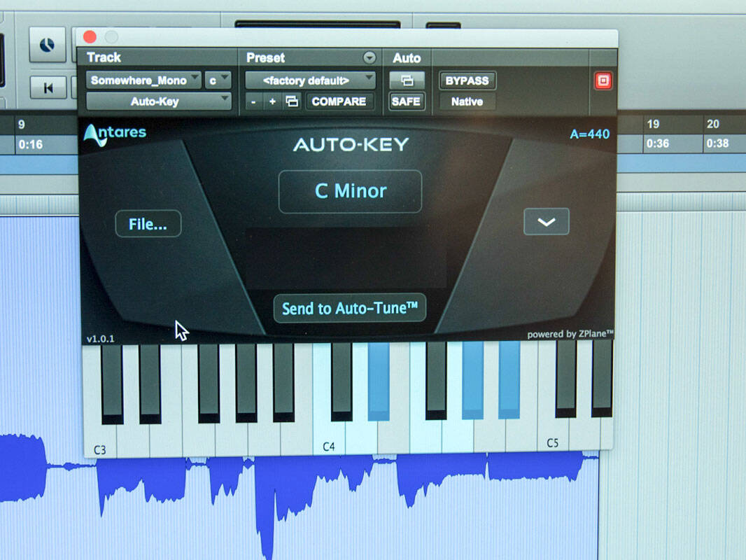NAMM2019_Auto-Tune Access