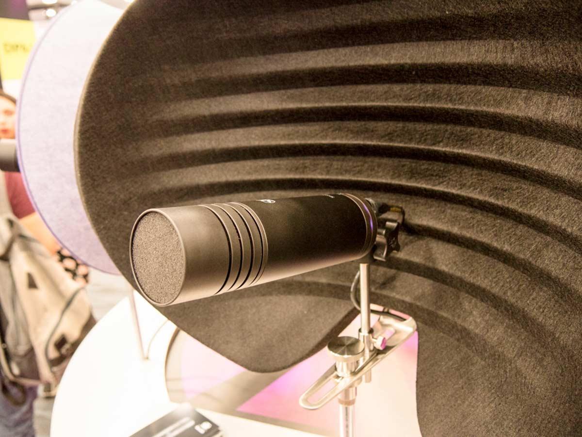 Aston Microphones Stealth NAMMショー 2019