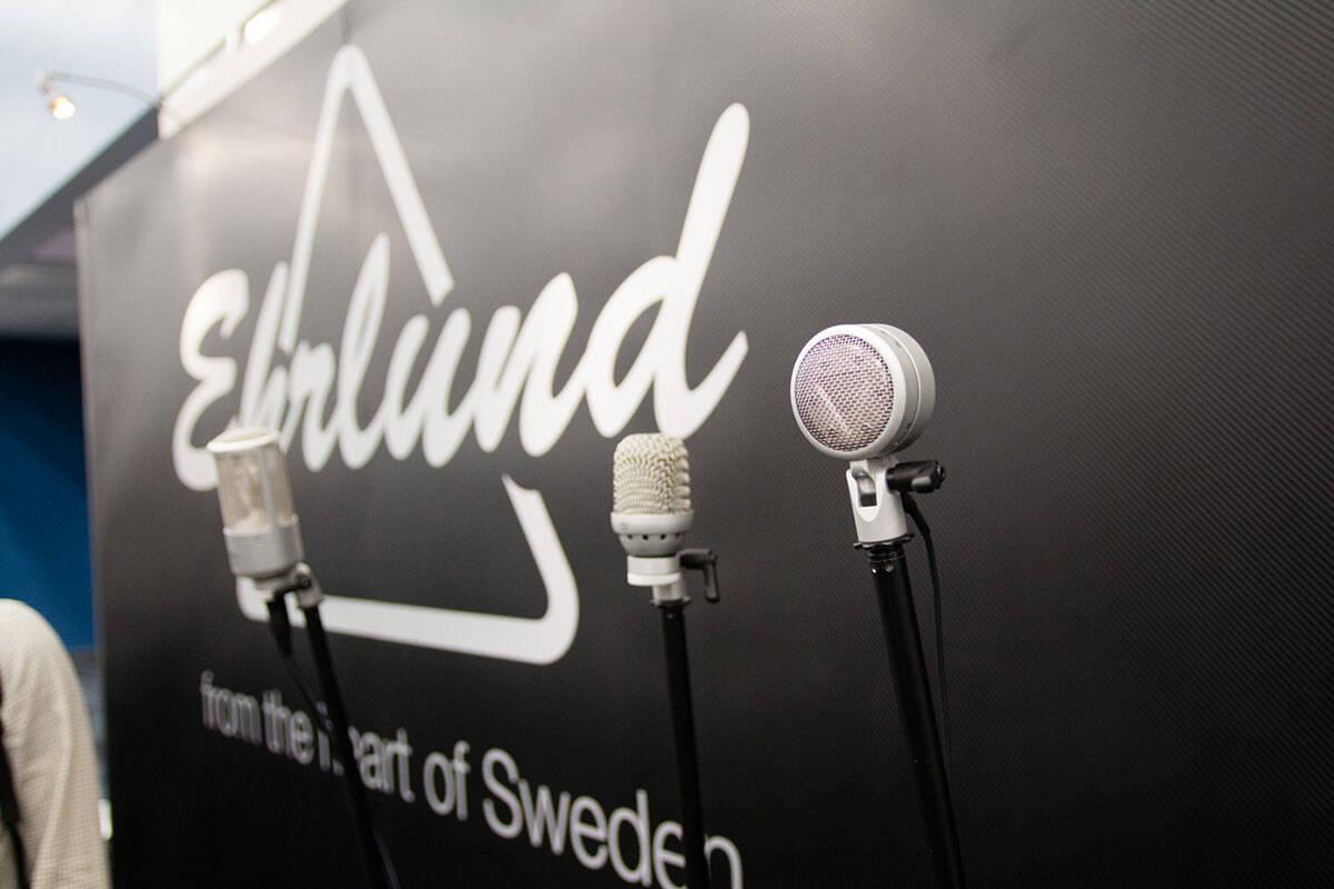 Ehrlund EHR-E / EHR-M1 NAMMショー 2019