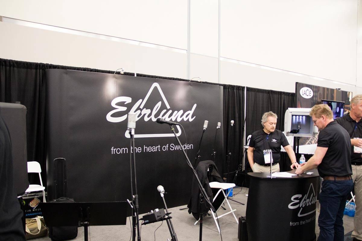 Ehrlund NAMMショー 2019