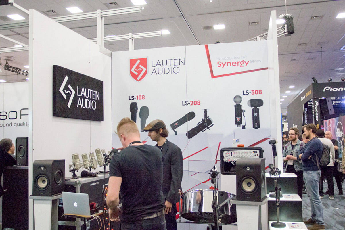 NAMM2019_Lauten Audio