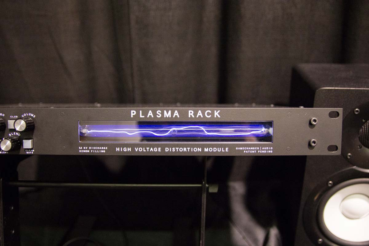 Gamechanger Audioの新製品PLASMA RACK