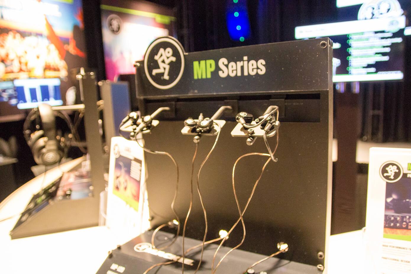 イヤモニ「MP」シリーズ