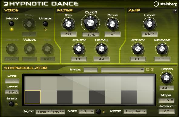 hypnotic dance edit