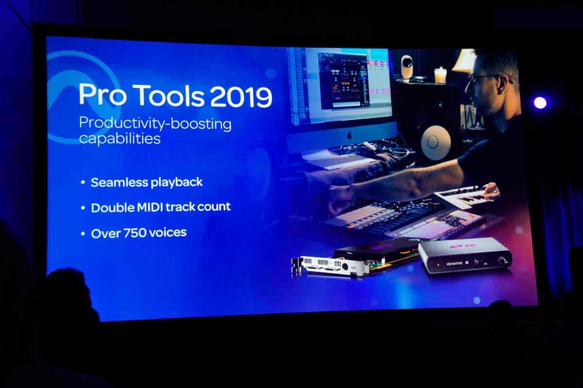 まずは、Pro Toolsから