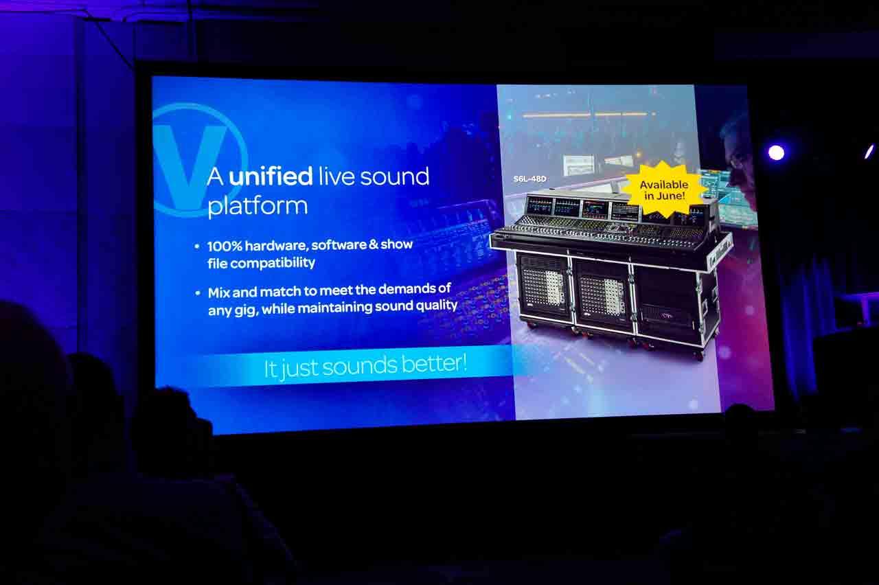 ライブサウンドからは、S6L-48Dがやっと発売