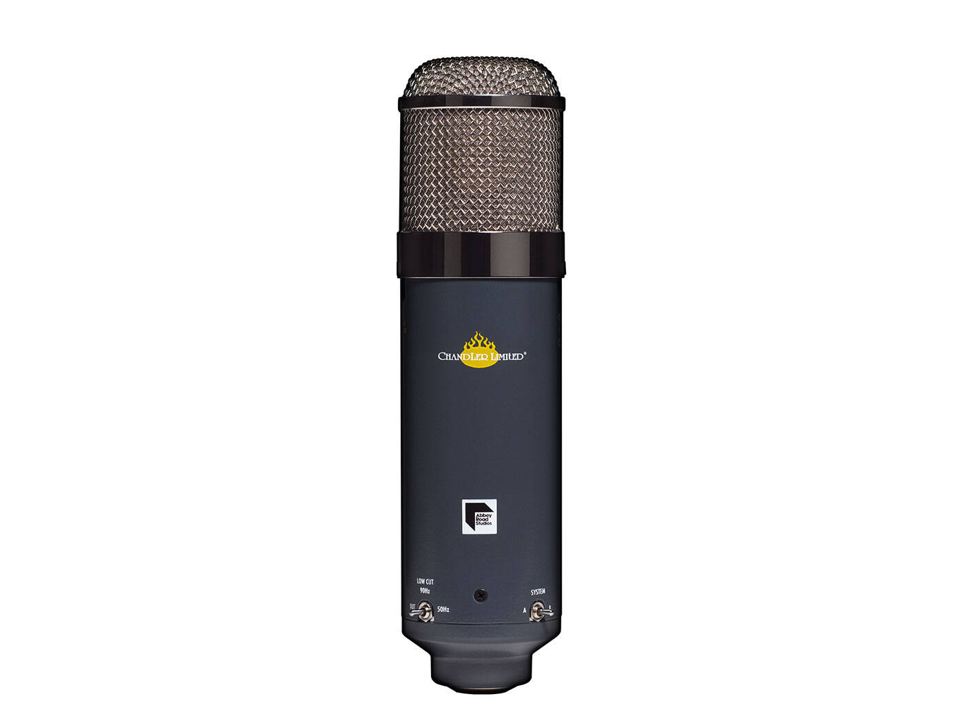 Chandler_Limited_EMI_Abbey_Road_Studios_TG_Microphone_front_trans_4Black_BG