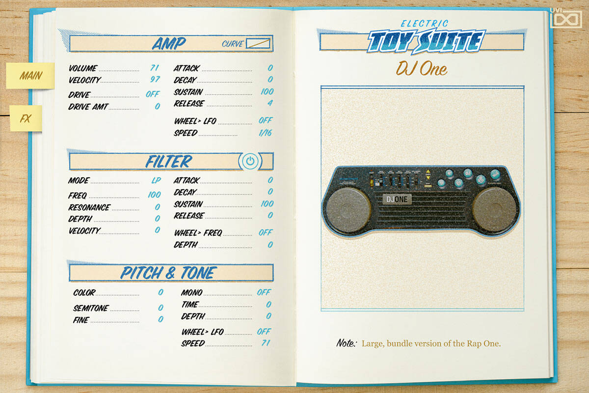 TOY-SUITE_GUI_Electric_DJ-One