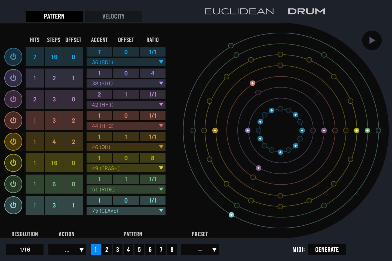 GUI_Falcon-2_EUCLIDEAN_DRUM