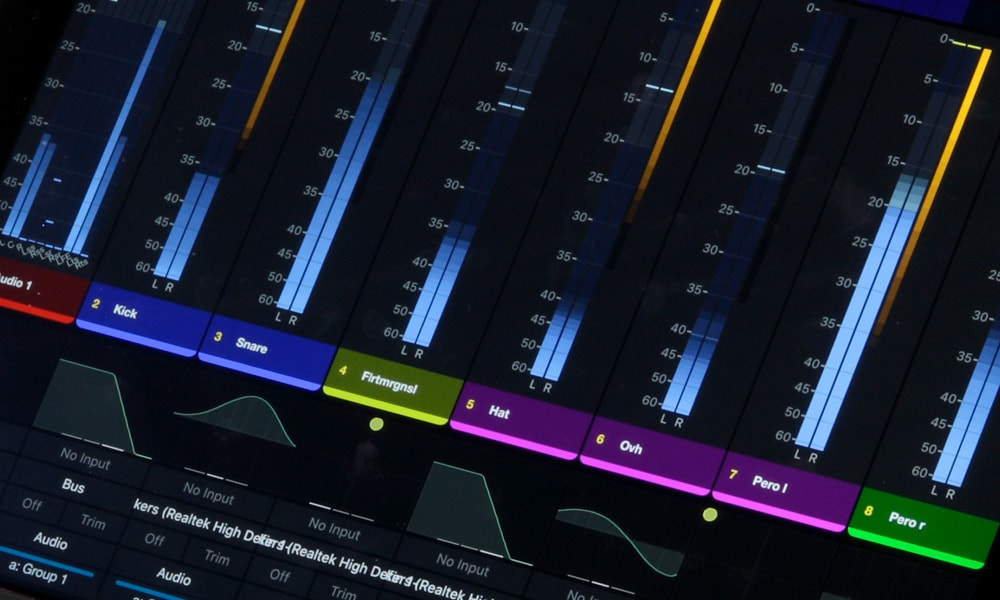 Gain extensive insight into your mix