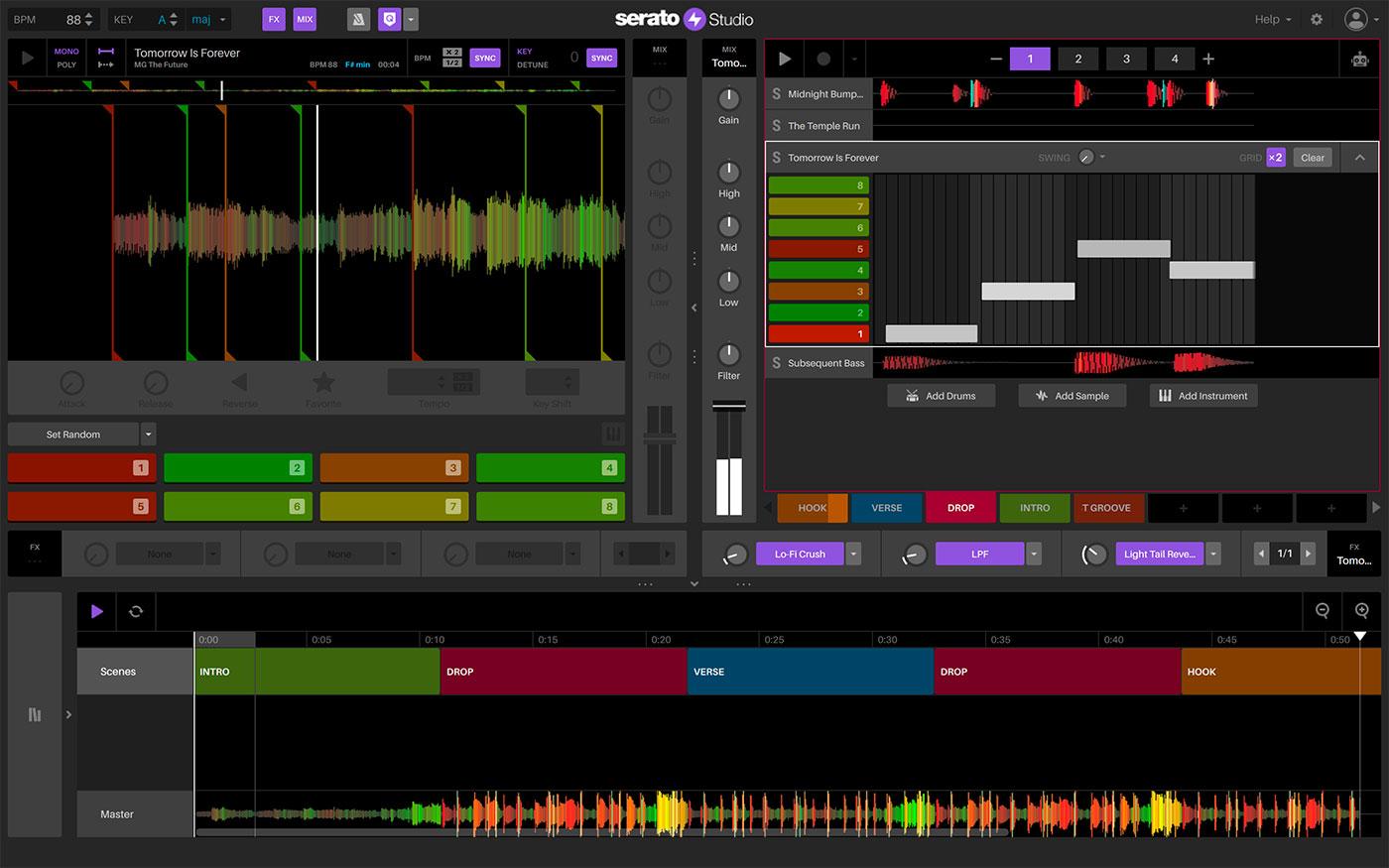 Serato-Studio---Song-View