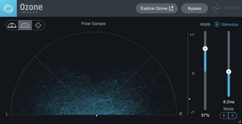 free imager-polar sample