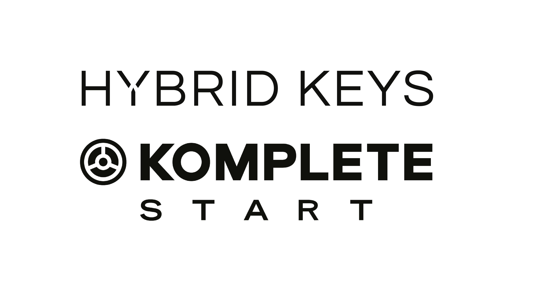 Hybrid keys komplete logo