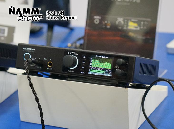 NAMM2020_rme_audio_i