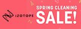 iZotopeの4月キャンペーン!