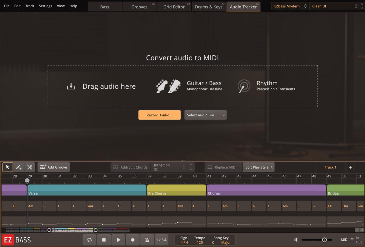 AudioTrackerTab