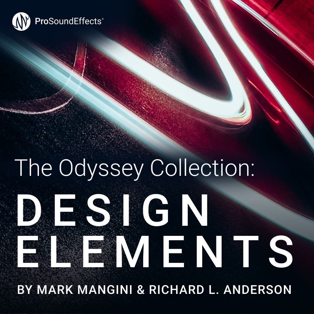 The Odyssey Collection_ Design Elements - by Mark Mangini & Richard L. Anderson