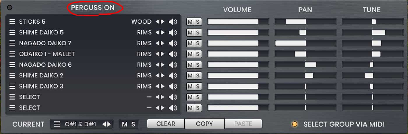 percussion-slot