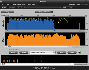 VocALign Project AU 300