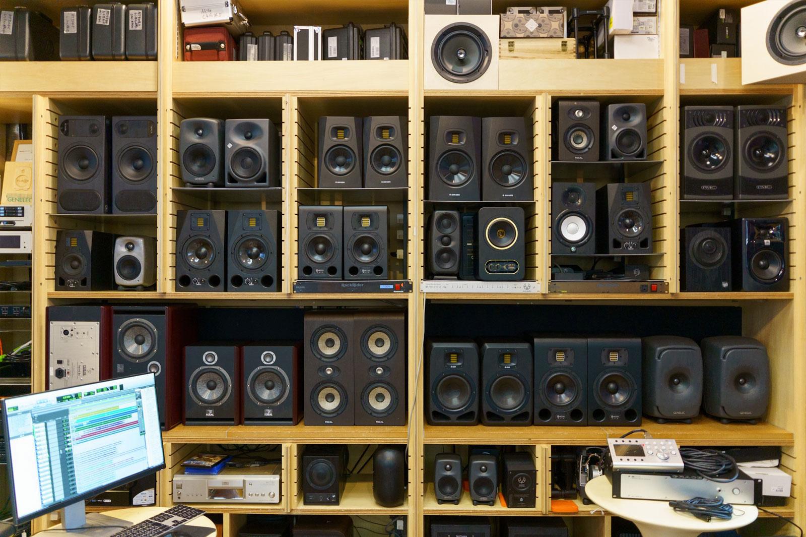side-speaker