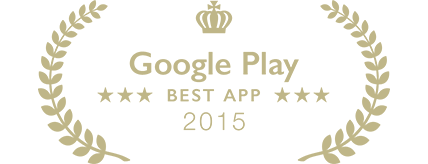 Google Play BEST APP 2015
