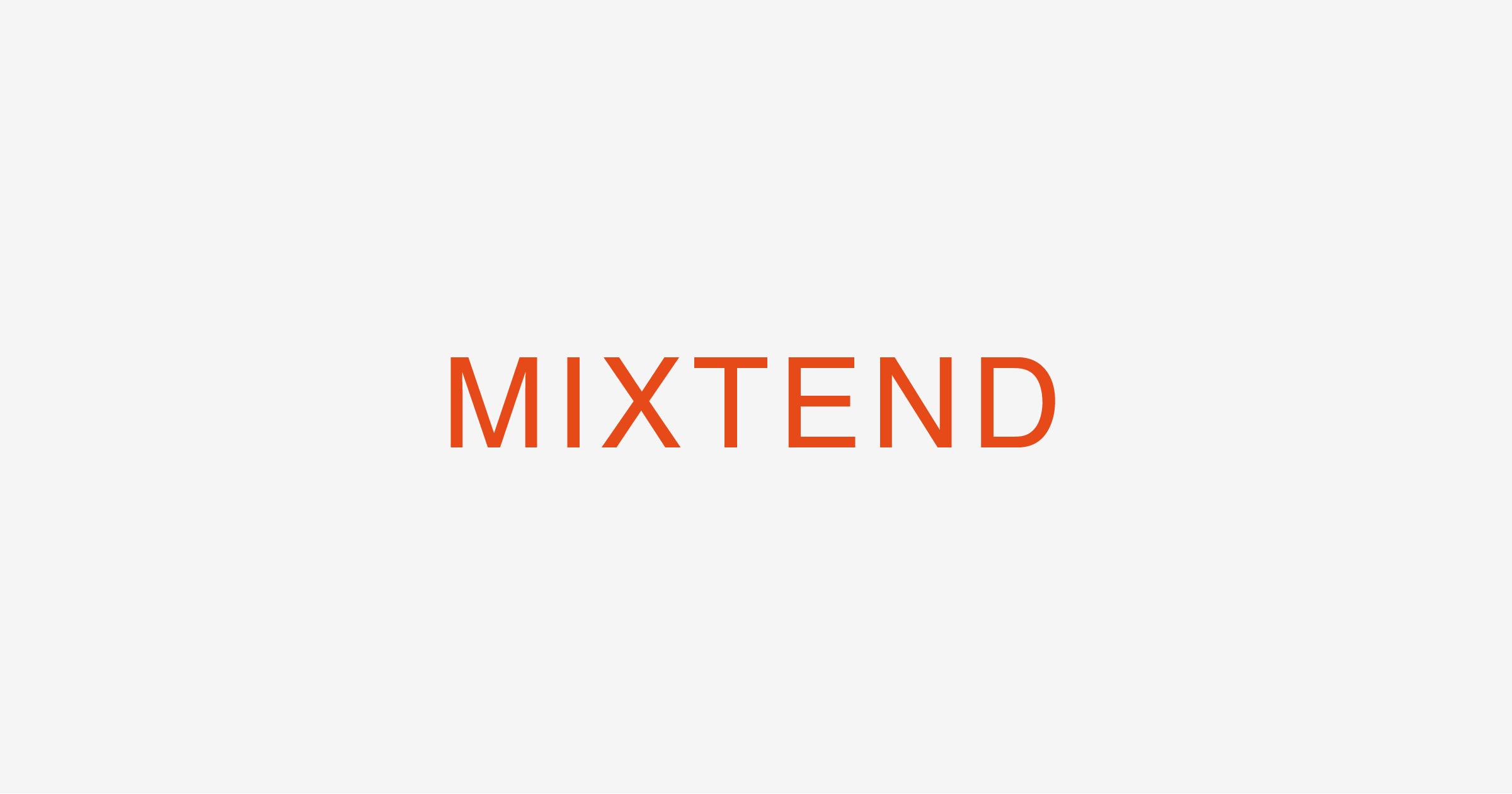 ミクステンド株式会社ロゴ