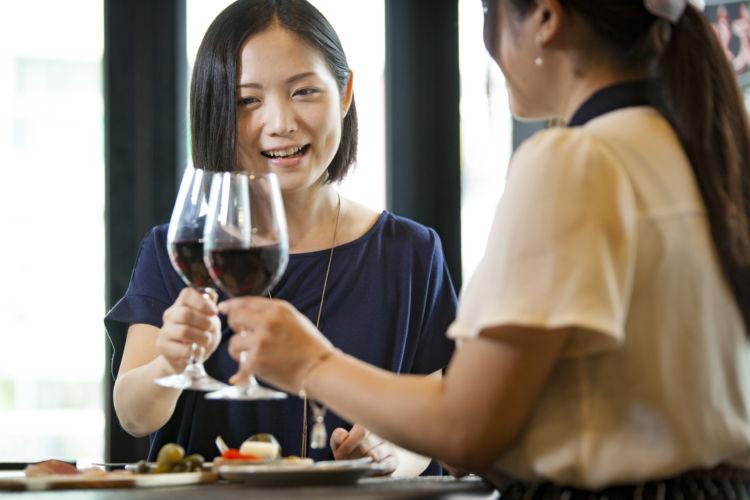 日本ワインに合うのは、やはり和食!