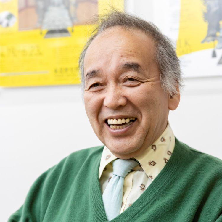 宮廻 正明さん(東京藝術大学名誉教授)