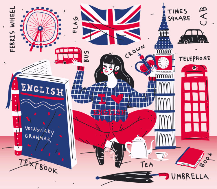 長い歴史と多様な文化が共存するイギリスで本場の英語を学ぶ