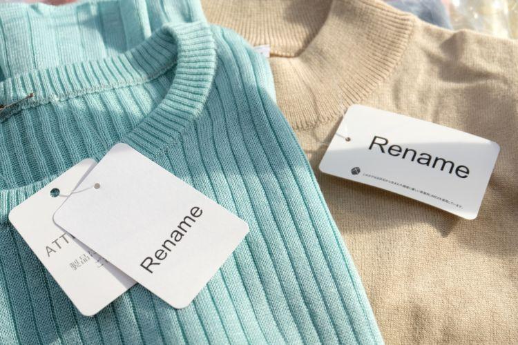 「売れ残り」の洋服に新たな価値を。衣類の大量廃棄問題に挑むRenameとは?