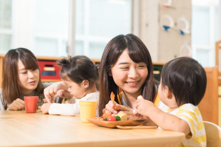 給食の最新動向とこれからの食育