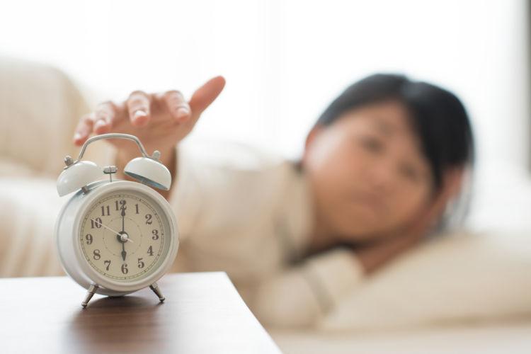 睡眠の質を決めるのは、「時間」と「深さ」