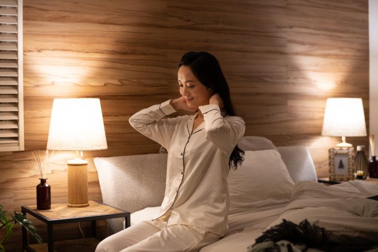 良い眠りは規則正しい生活と、良い寝環境から