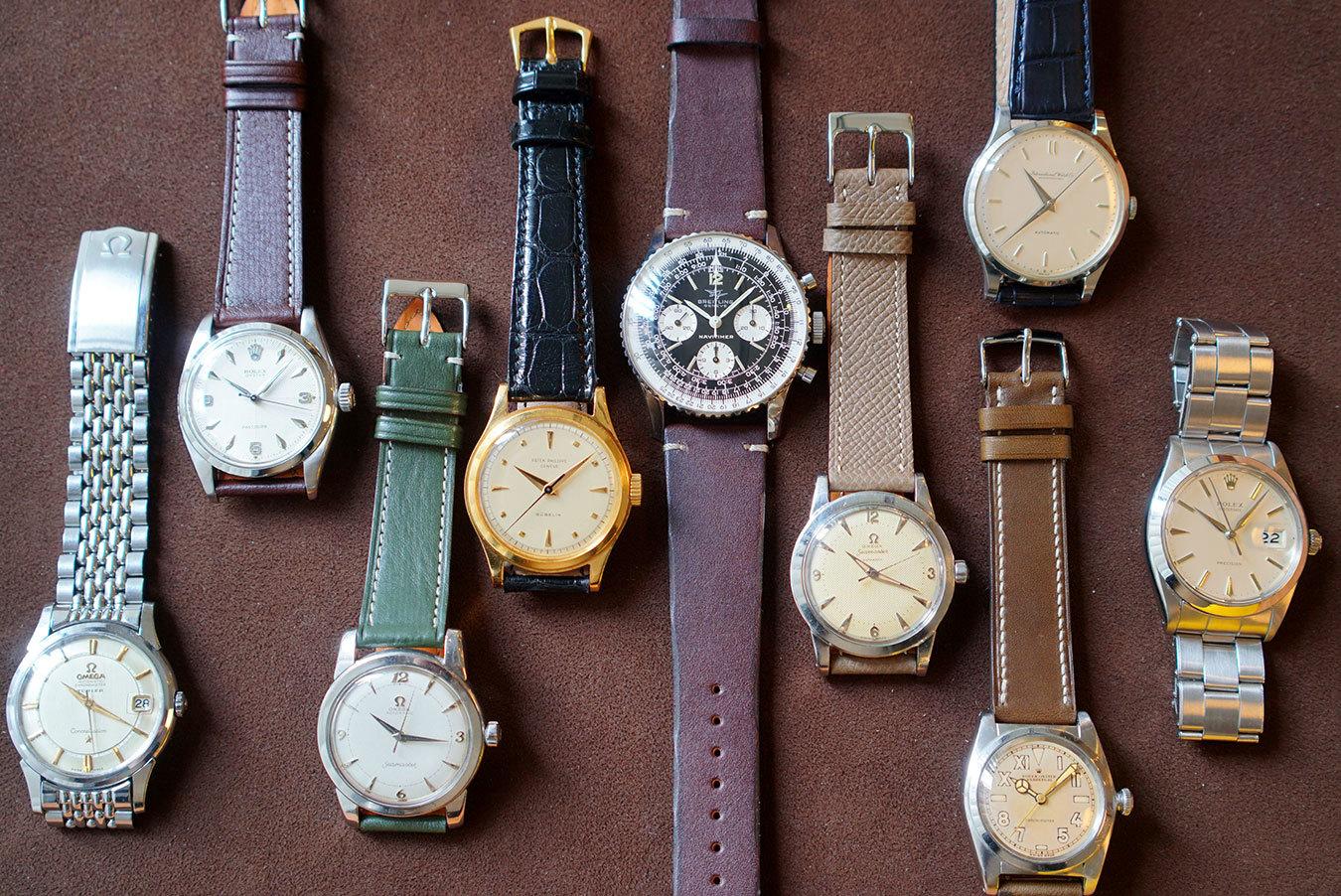 デジタル全盛の今だからこそ愛しい機械式アンティーク時計の世界
