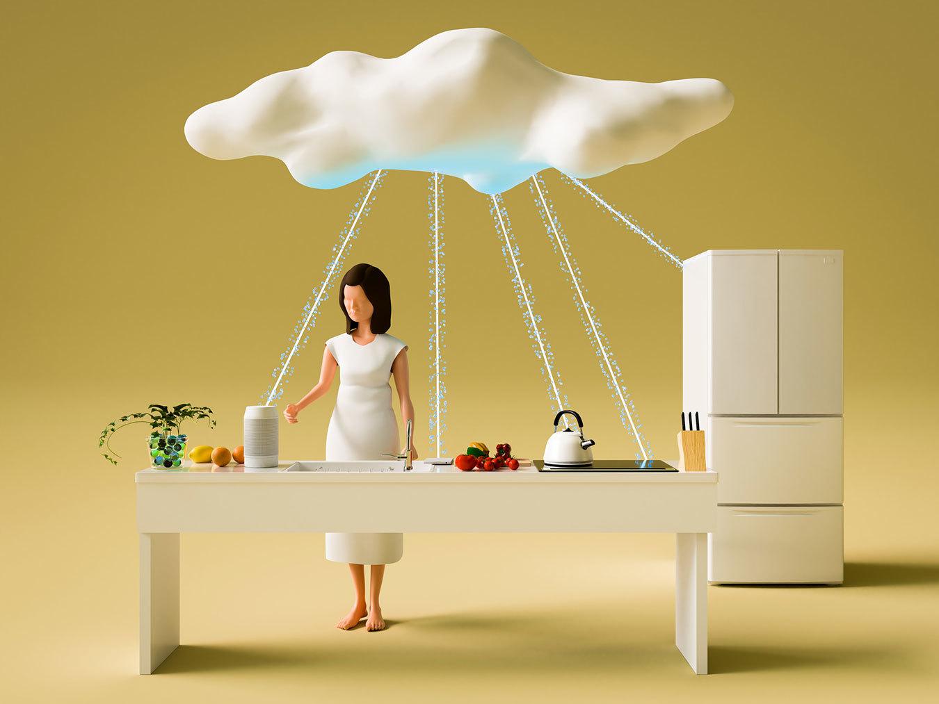 IoT家電、スマート家電から、未来のキッチンを知る