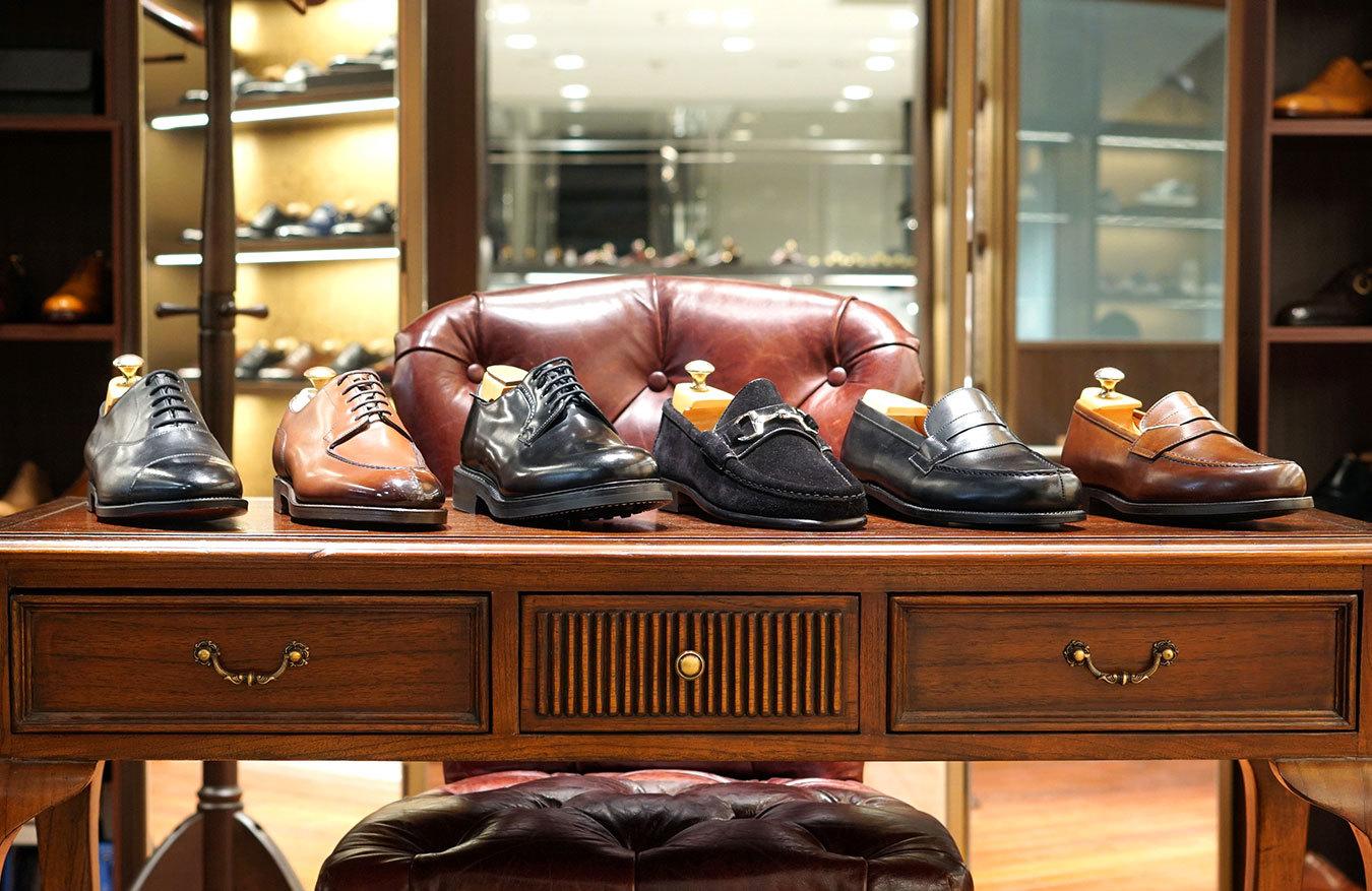 ビジネスエリートの身だしなみは足元から。10年使える一流紳士靴の世界